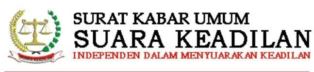 SKU-Suara Keadilan | Portal Berita Suara Keadilan