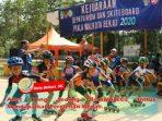Atlet Yang Sedang Berkompetis