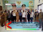 Rangkaian Kegiatan Foto Bersama, Usai Melakukan Musyawarah Kelurahan (Muskel).