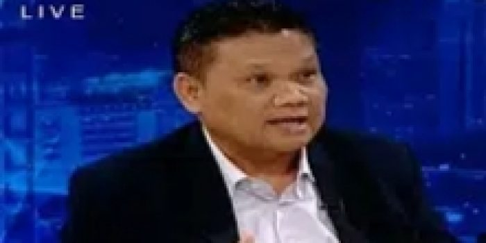 Emrus Sihombing Komunikolog Indonesia
